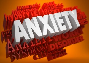 anxiety attack and what causes it