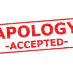 Apology Accepted